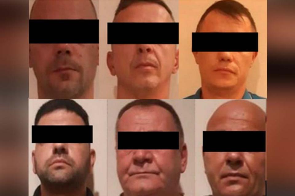 FBI, FGR e INM aprehenden a siete rumanos clonadores de tarjetas en Los Cabos
