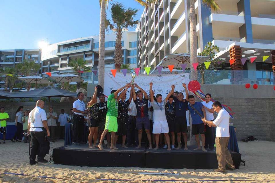 Empresa comprometida por promover el deporte y la convivencia entre colaboradores en el Torneo Tafer 2019
