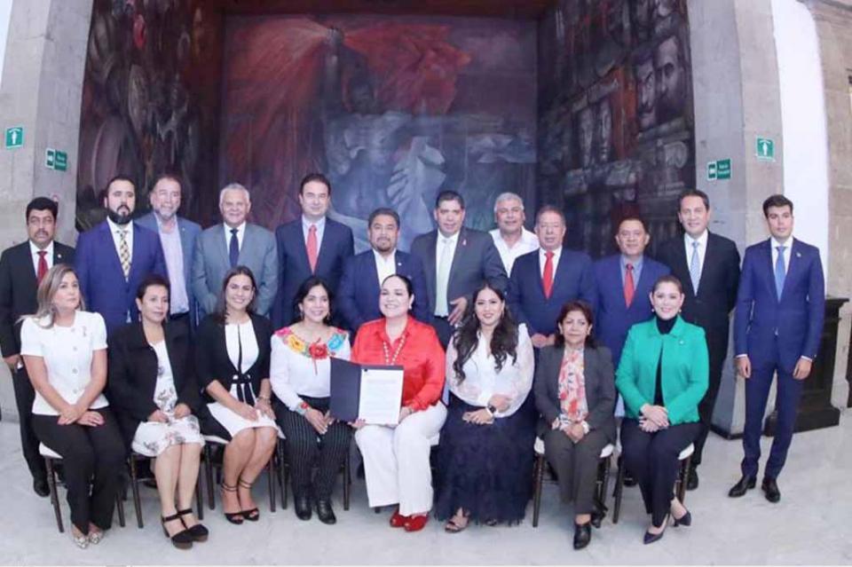 Congreso de BCS y Senado refrendan colaboración republicana: Diputada Daniela Rubio Avilés