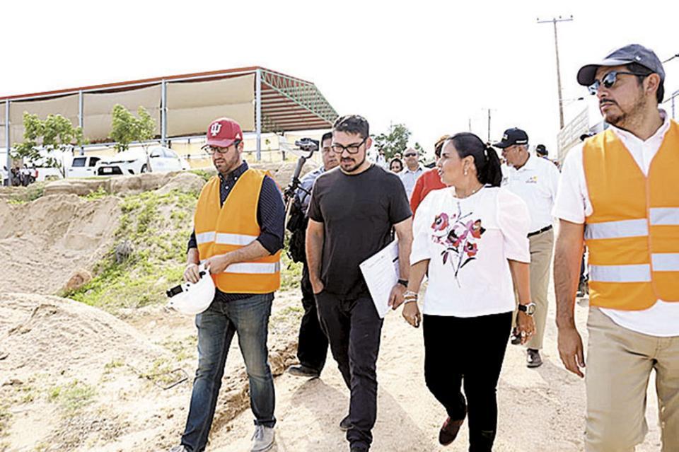 Da a conocer Sedatuaplicación de 450 millones de pesos en obras de mejoramiento para más de 4 colonias en Cabo San Lucas