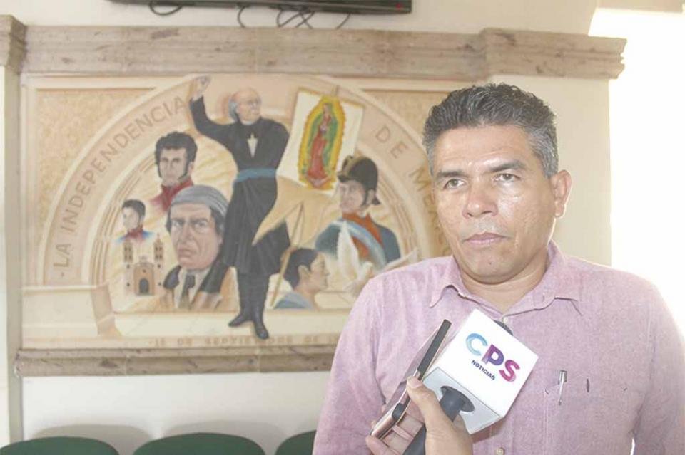 Importante trabajar en plan integral para solucionar afectación de calles por lluvias, indica Marcelino Sotelo