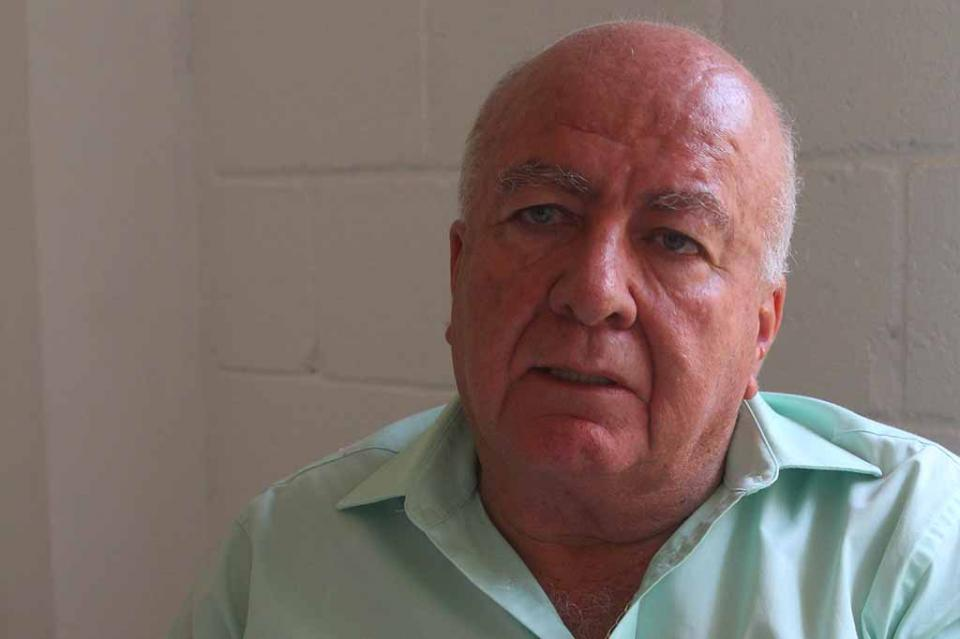 Preocupante que iniciativa de ley no avance: Ricardo Davis presidente de Canacintra