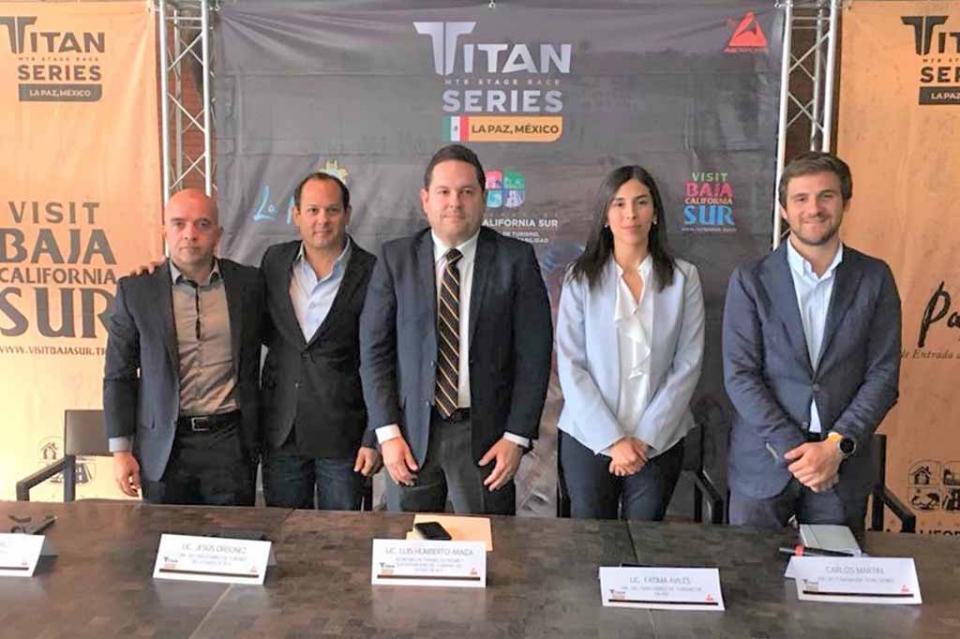 """La Paz será sede de la primera edición """"Titán Series"""""""