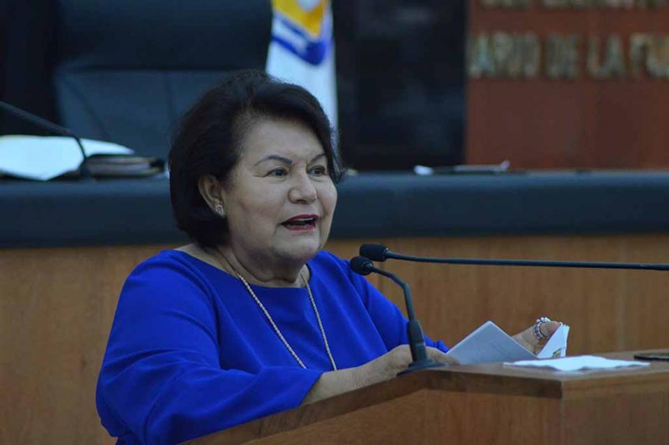 Propone Diputada Soledad Saldaña armonización de Reforma constitucional en materia de elección consecutiva de legisladores