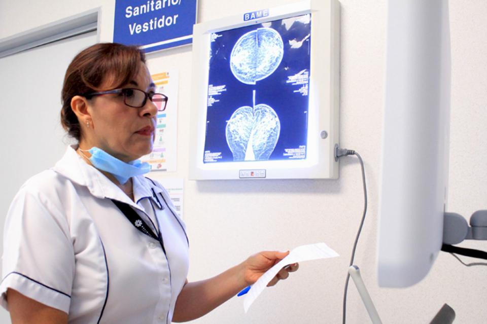 Más de 450 mil detecciones oportunas por cáncer de la mujer se han hecho en BCS