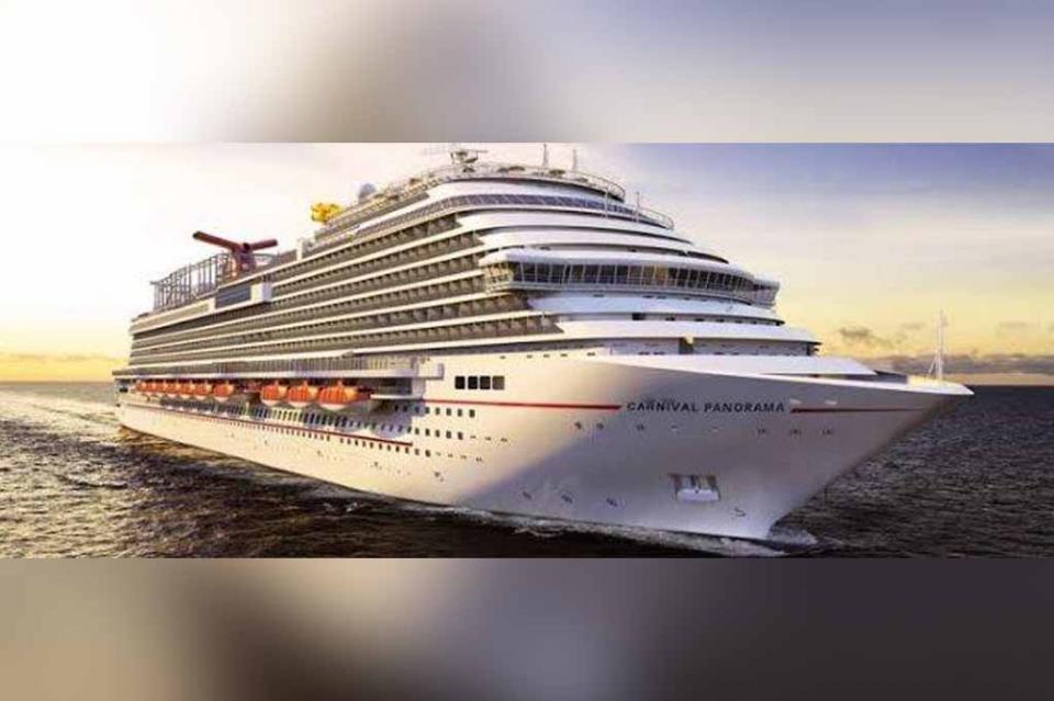 Próximo arribo del mega crucero Panorama en CSL con 4 mil 900 pasajeros: API