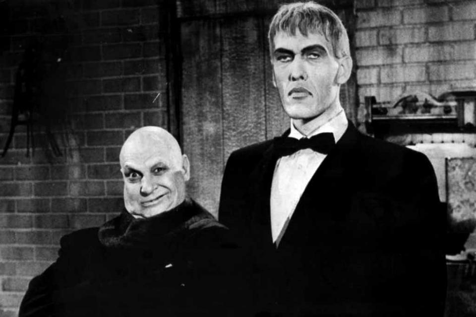 Los locos Addams cinco décadas después está de regreso