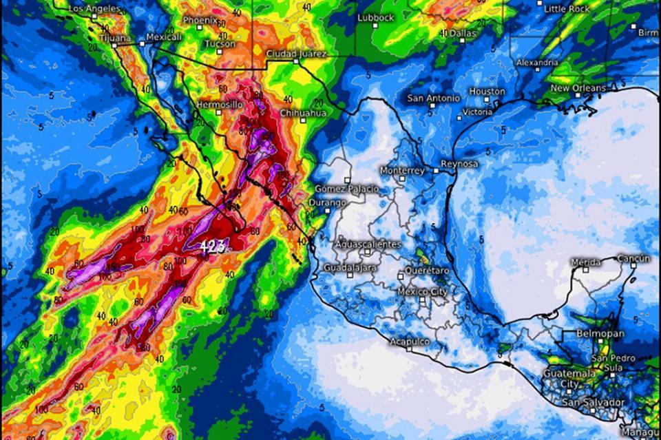 Ante el pronóstico de lluvias en Los Cabos; Protección Civil recomienda tomar precauciones