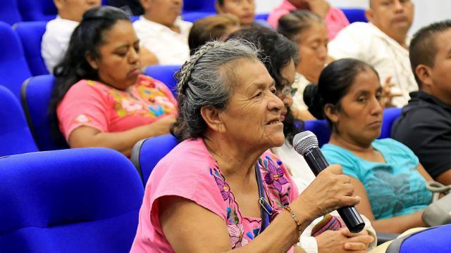 Indígenas y afromexicanos piden ser escuchados