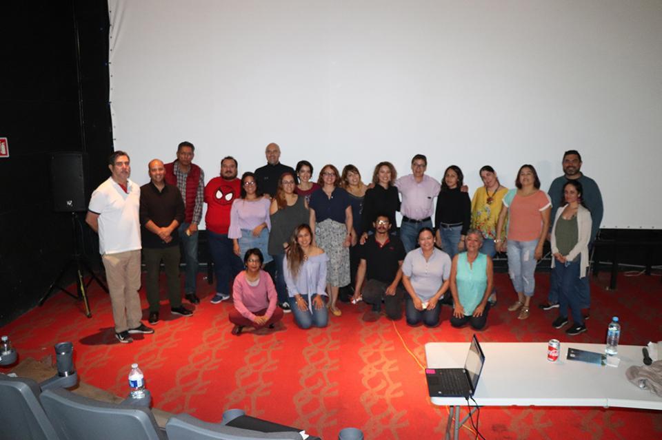 Gobierno Municipal continúa con éxito el primer Diplomado de Creación Literaria en el Estado