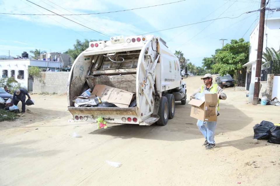 Servicios Públicos da atención a la ciudadanía con las Rutas de Recolección de Basura