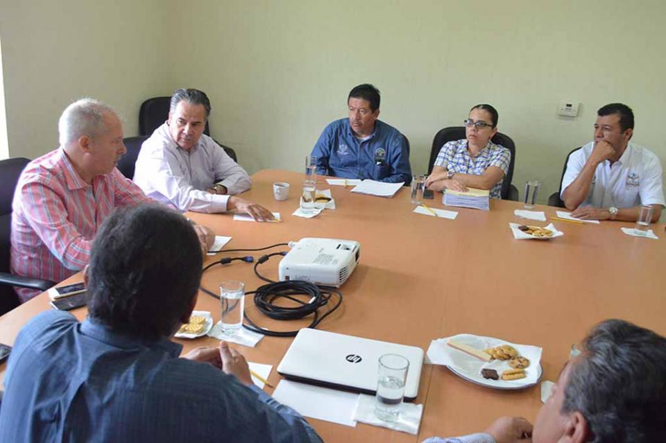 Concluyen mesas de trabajo con ayuntamientos para recepción de paquetes fiscales