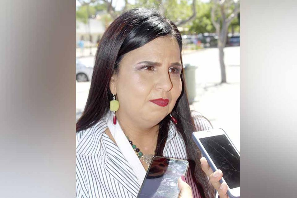 A trabajar hombro con hombro en cobro de impuesto a turista extranjero: Armida Castro
