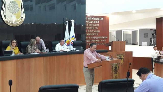 cámara de diputados BCS