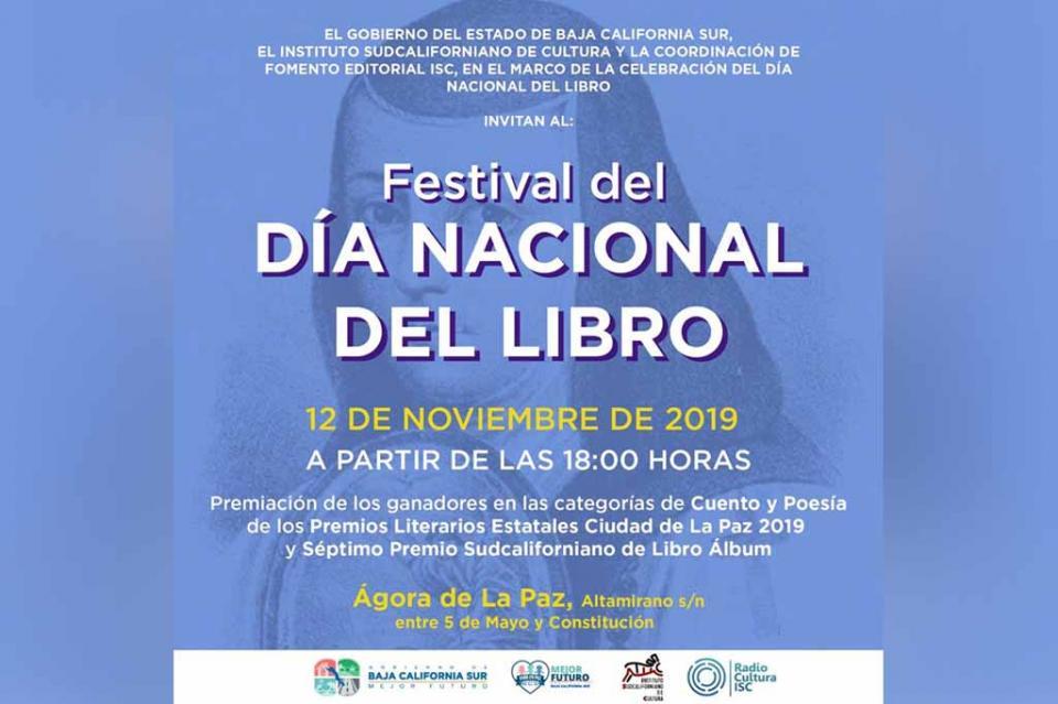 Realizará ISC celebración con motivo del Día Nacional del Libro