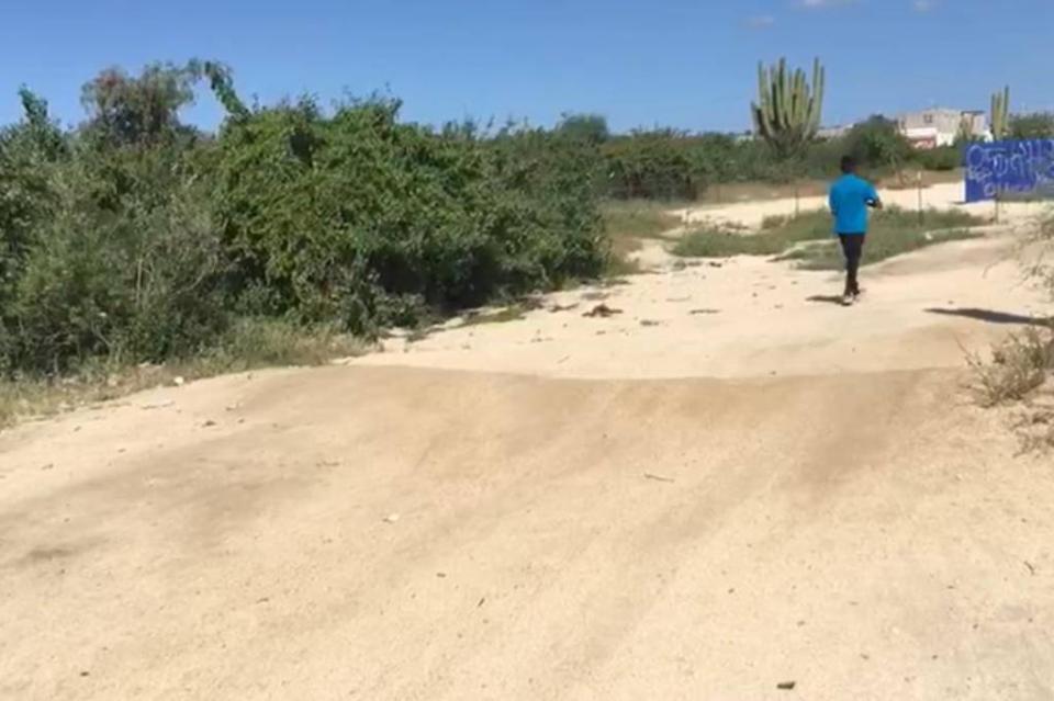 Piden padres de familia intervención de autoridades, adolescentes realizan batallas campales en plena colonia Leonardo Gastelum