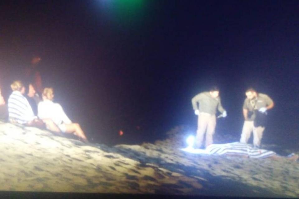 Encuentran turista ahogado en playa de San José del Cabo