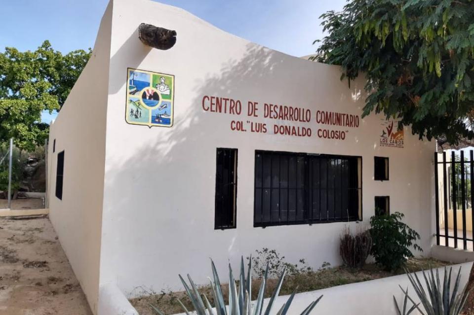 Ciudadano denuncia que el centro comunitario de la unidad habitacional Luis Donaldo Colosio dejó de brindar talleres