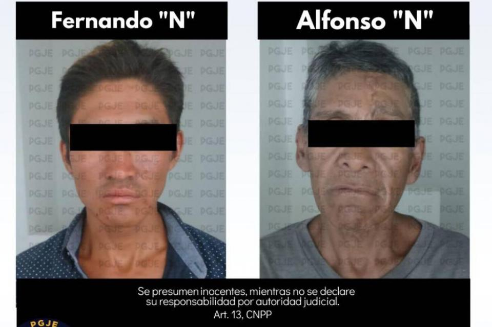 Son detenidos dos hombres por llevar 120 dosis de cristal en la Pablo L. Martínez