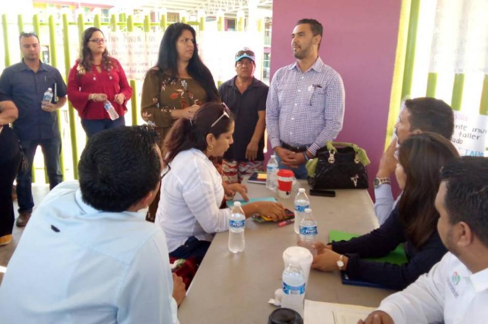 Padres de Primaria Frida Kahlo exigen no desaparezcan Escuelas de Tiempo Completo