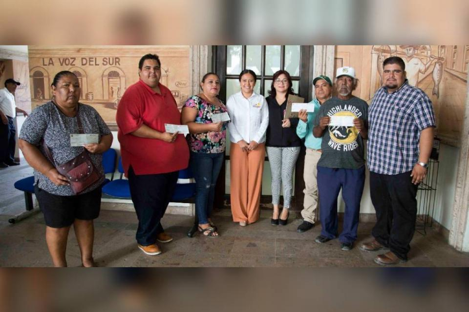 Apoya Gobierno Municipal a familias de La Ribera