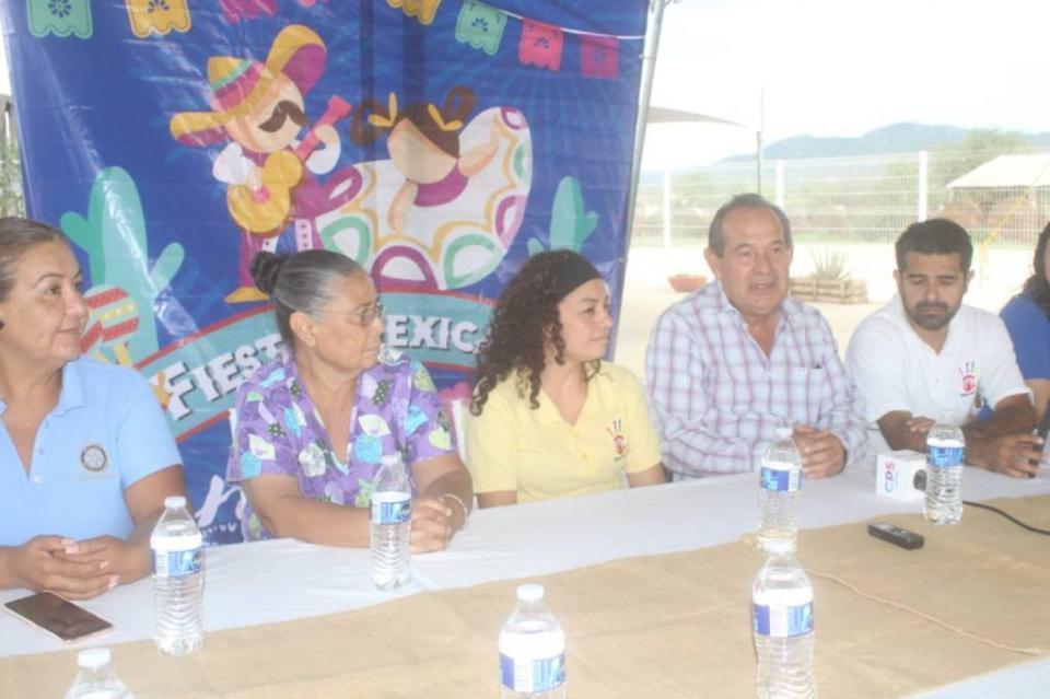 Organizan ONG´s Fiesta Mexicana con causa