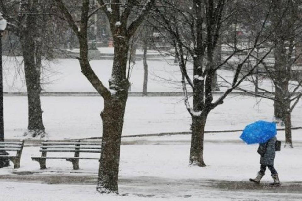 Tormenta invernal en EUA estaría relacionada con el cambio climático