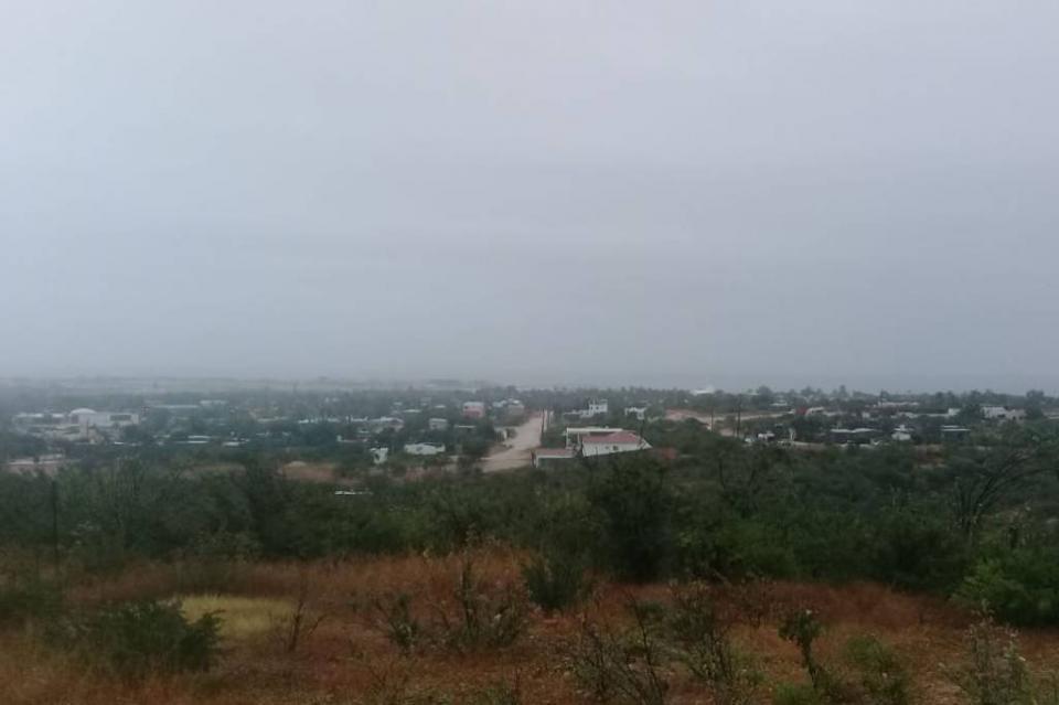Lluvias de este fin de semana dejan beneficios en La Ribera y Santiago