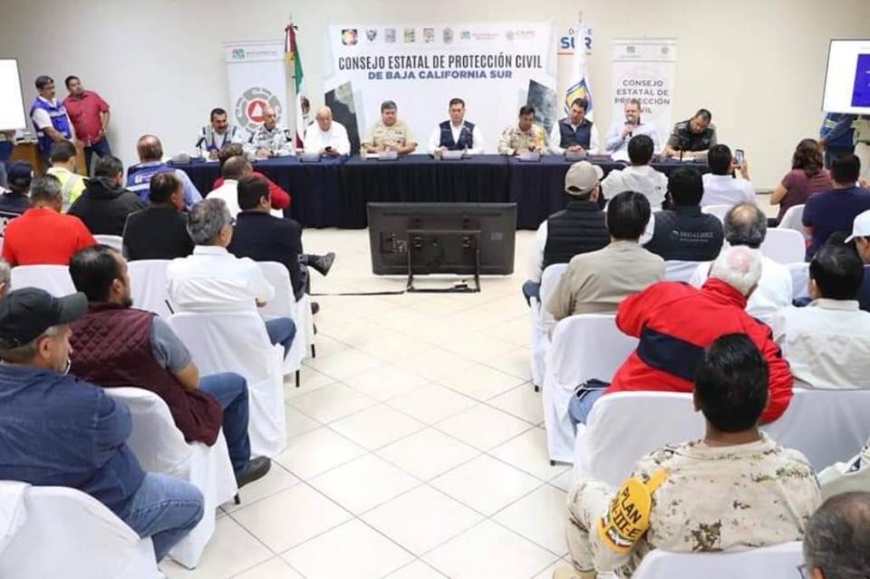 Coordinación entre sociedad y gobiernos, fundamental en la Protección Civil: Álvaro de la Peña