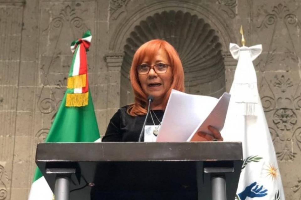 Barra Mexicana de Colegio de Abogados solicita renuncia a titular de la CNDH