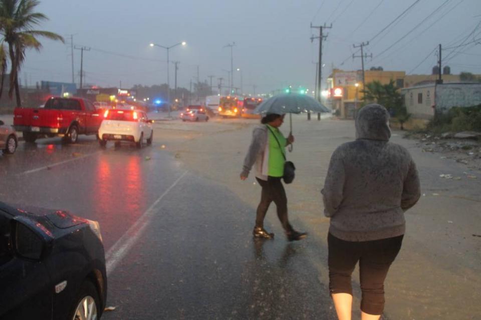 Se espera un descenso brusco en la temperatura, pronostican fuertes lluvias en Sur de la entidad