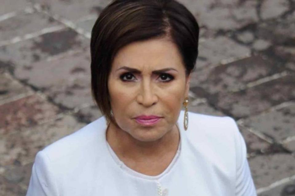 Aprueban juicio político contra Rosario Robles