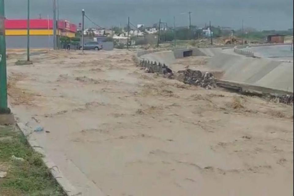 Cada lluvia es una amenaza para habitantes de Chulavista; viven con el temor de una desgracia