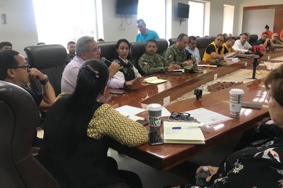 Protección Civil reporta saldo blanco en Los Cabos tras paso de lluvias