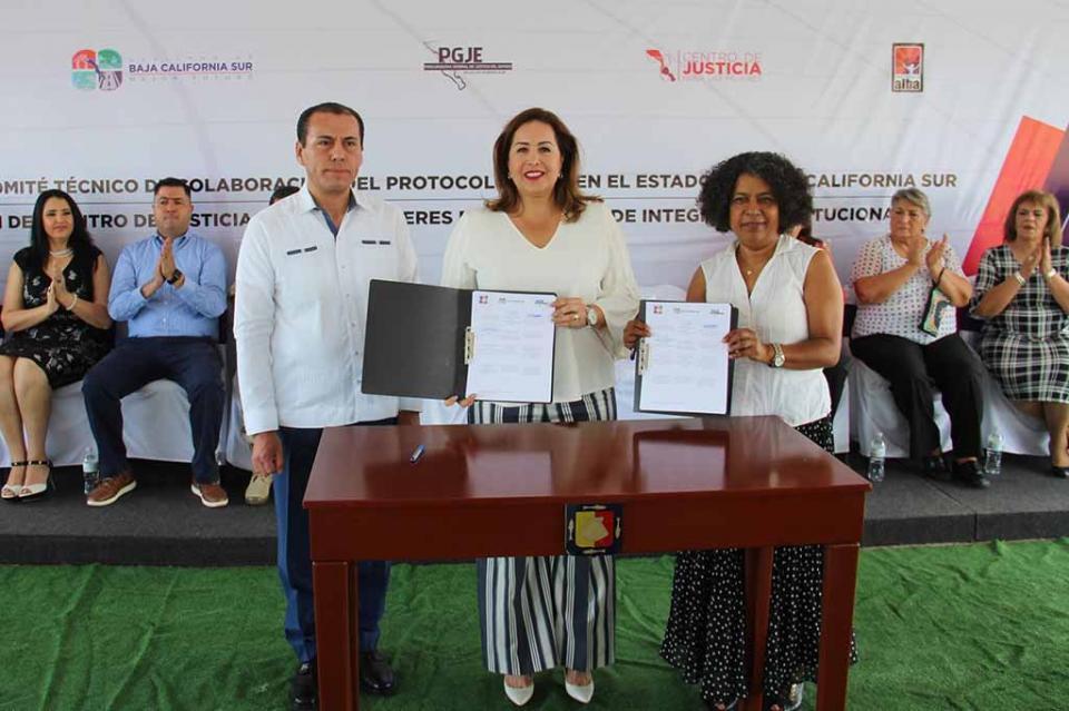 Instalan protocolo alba para localización de mujeres desaparecidas
