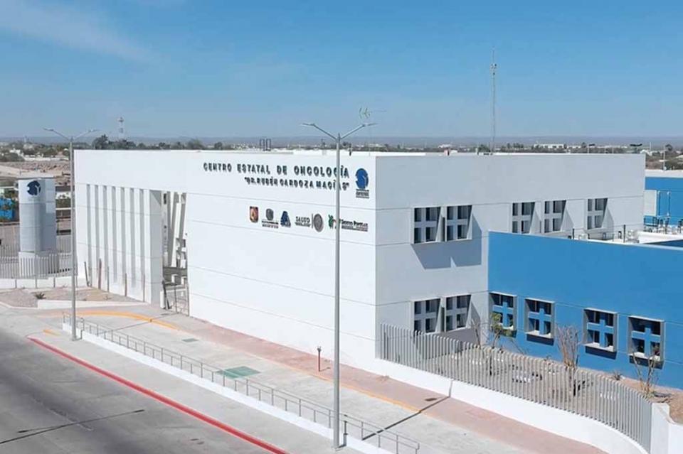Tiene BCS mejores servicios de salud con el fortalecimiento de su infraestructura hospitalaria