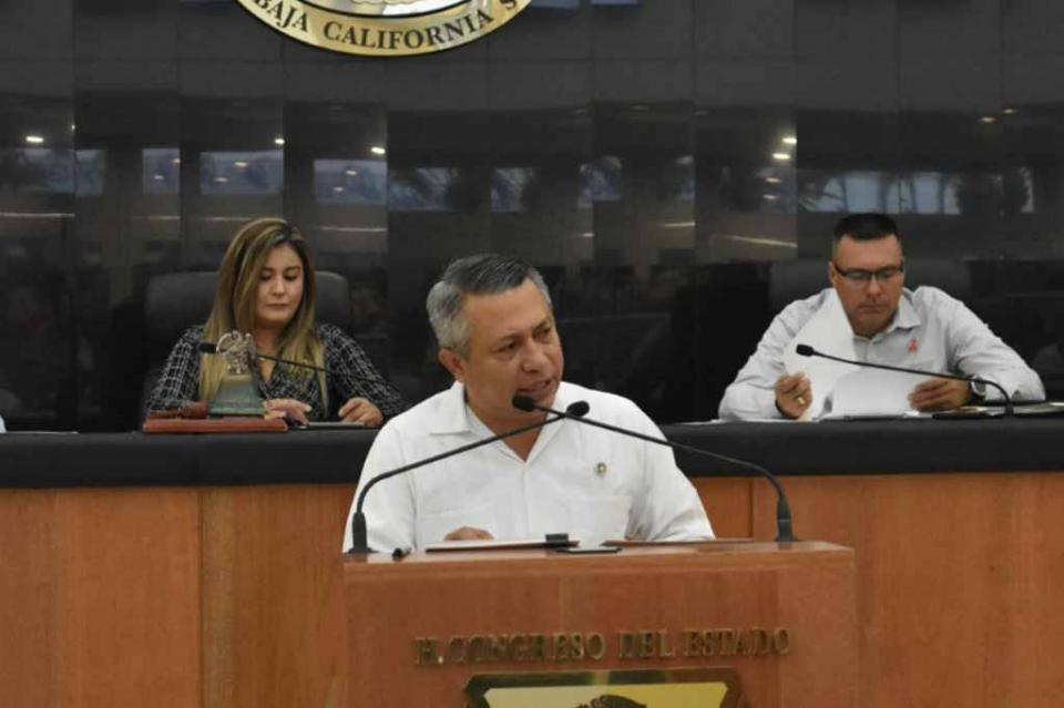 Se suma Congreso de BCS a esfuerzo institucionales de prevención de seguridad