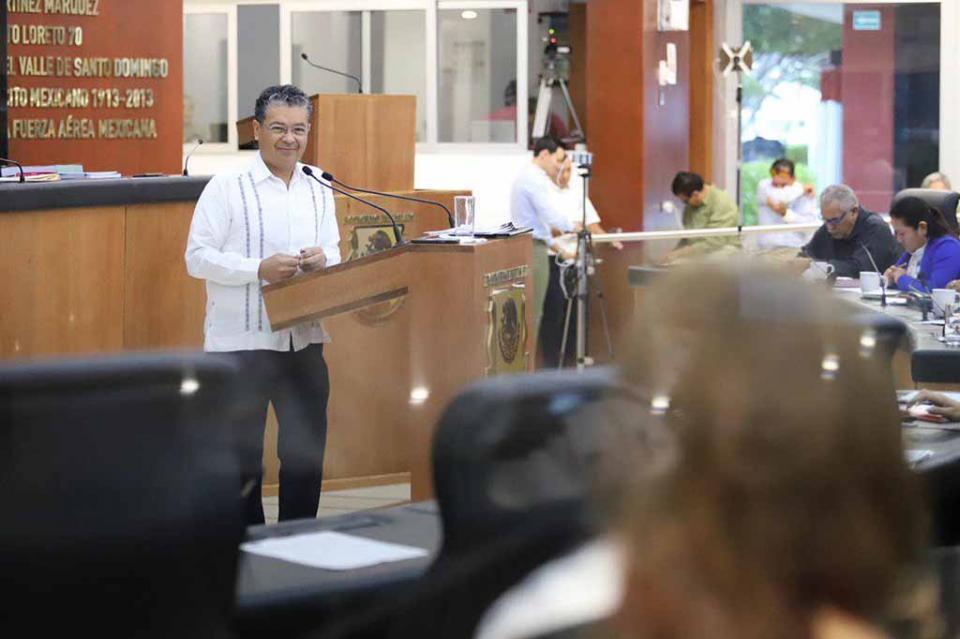 Acciones de Infraestructura, se fortalecen en unidad: Genaro Ruíz