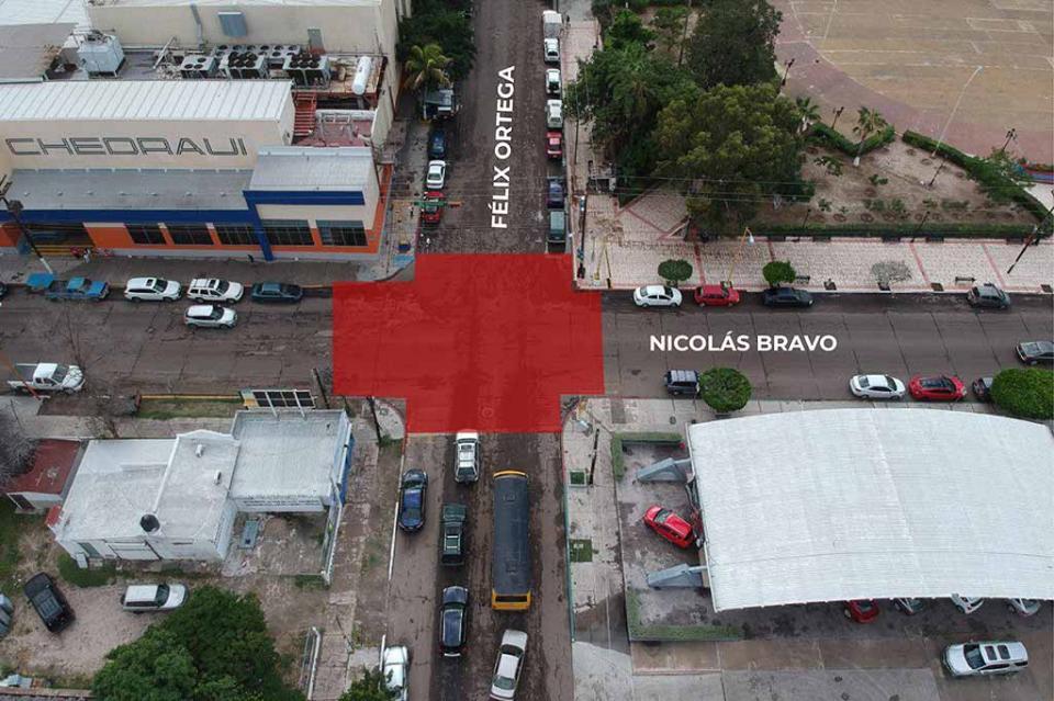 Iniciará SEPUIM reconstrucción de cruces viales en La Paz: Genaro Ruíz
