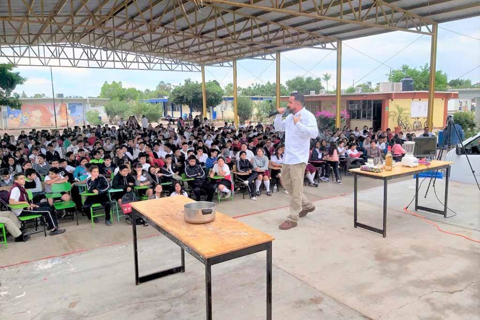 SEP lleva gira inclusiva a escuelas de los Cabos y Loreto