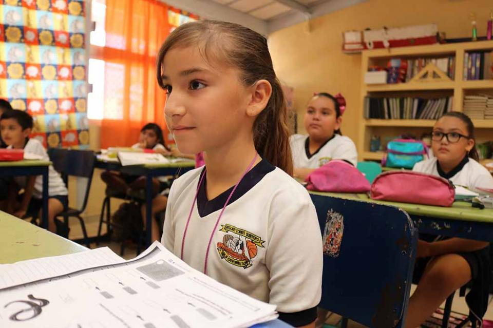 Invita SEP a estudiantes de primarias a participar en el Parlamento Infantil