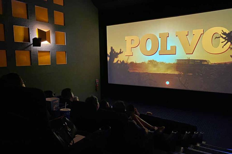 BCS, escenario perfecto para el cine: Luis Ariaza