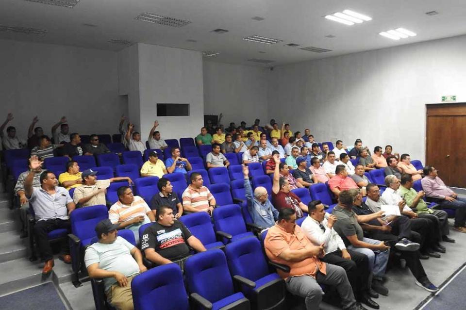 Inicia Gobierno Municipal Capacitación a Choferes de Transporte Público