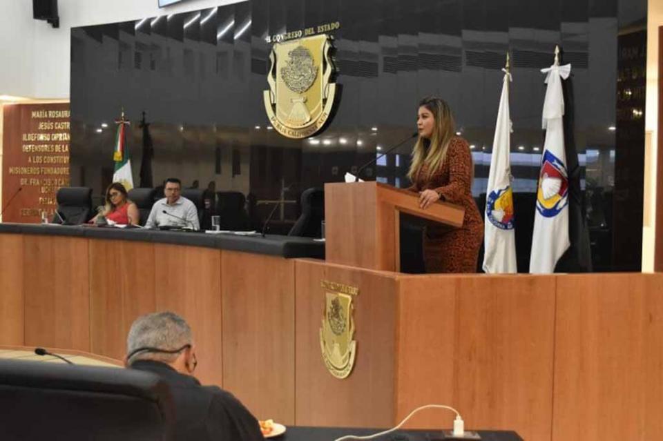 Ha aportado Poder Legislativo de BCS en erradicación de la violencia contra las mujeres