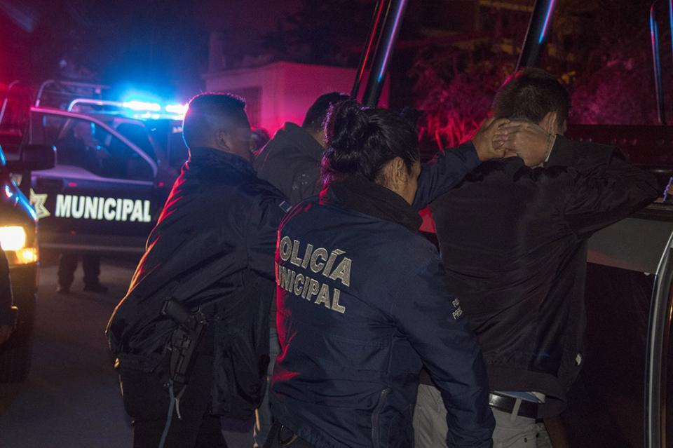 Policia de Los Cabos realizó Operativo Navidad 2019