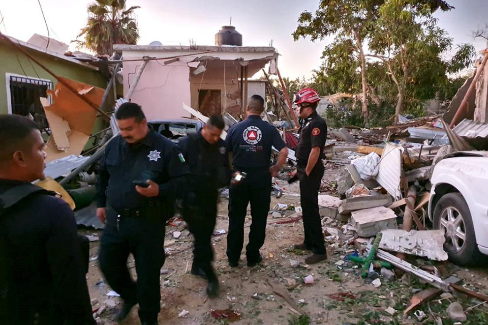 Instalación de gas deteriorada fue la posible causa de la fuerte explosión en El Zacatal: Protección Civil