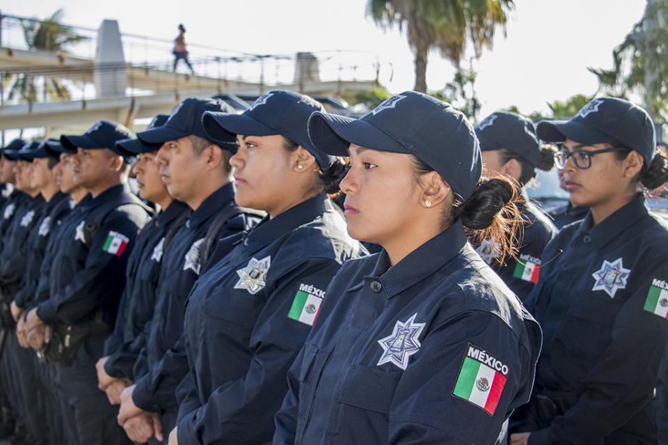 Se incorporan 29 elementos a Policía de Los Cabos