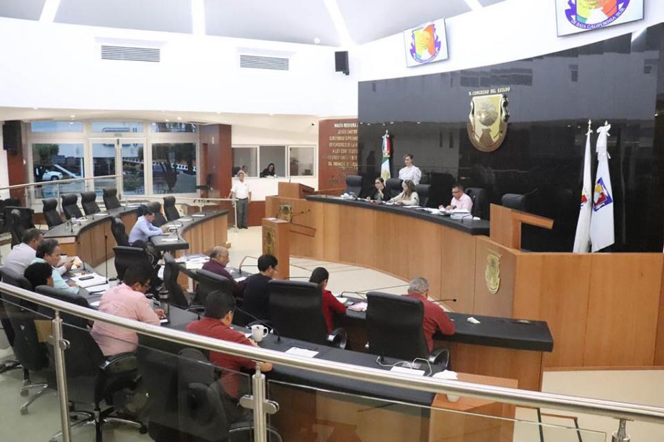 Aprueba Congreso ley para garantizar distribución equitativa  de recursos a los Ayuntamientos
