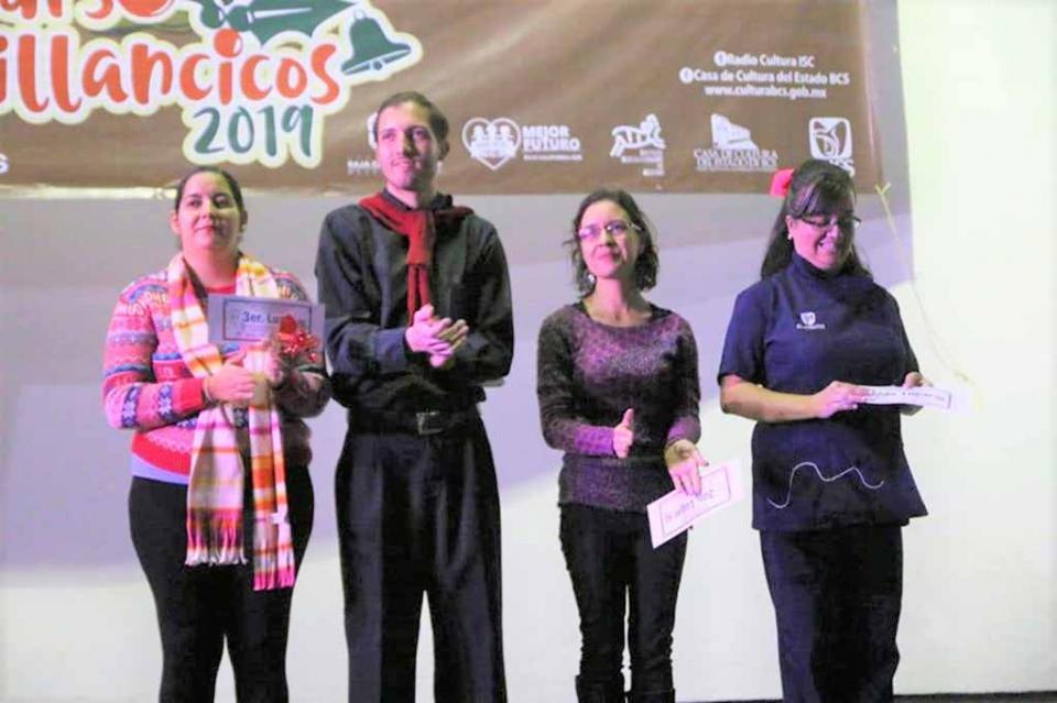 Casa de Cultura lleva a cabo premiación del tradicional Concurso de Villancicos