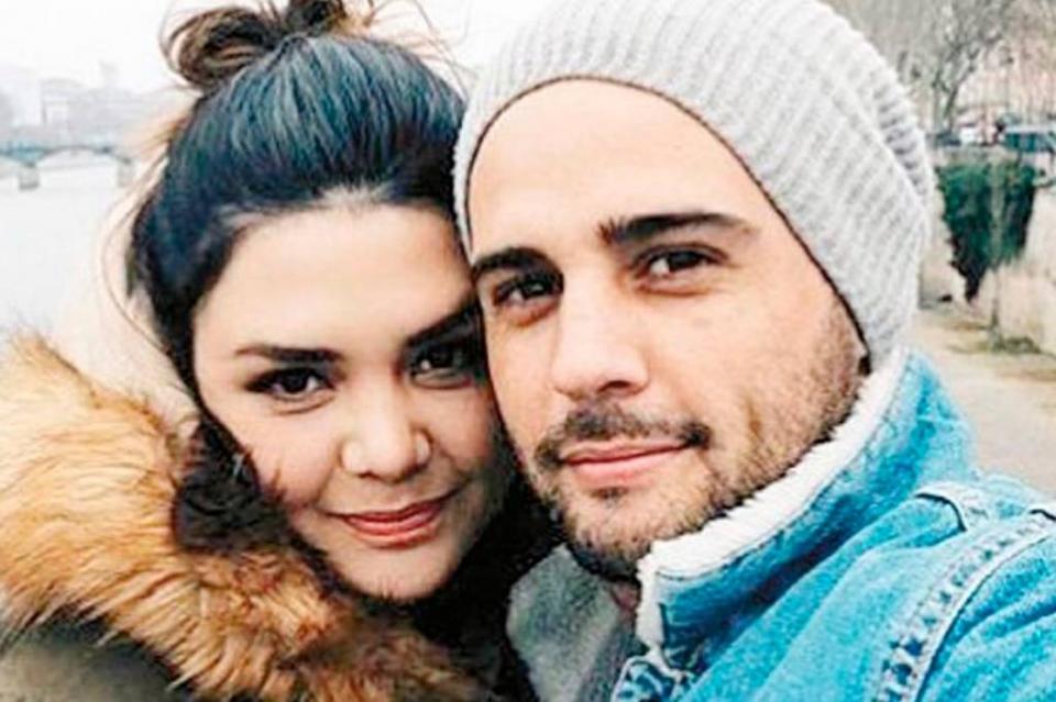 Se casan en secreto, Yuridia y Matías Aranda